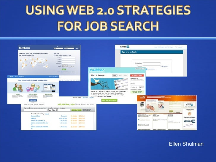 Social Media & Job Search