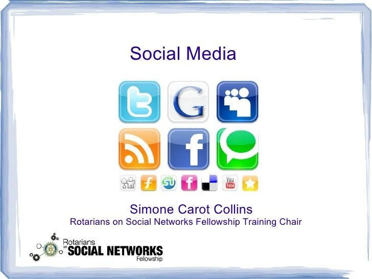 Social media keynote