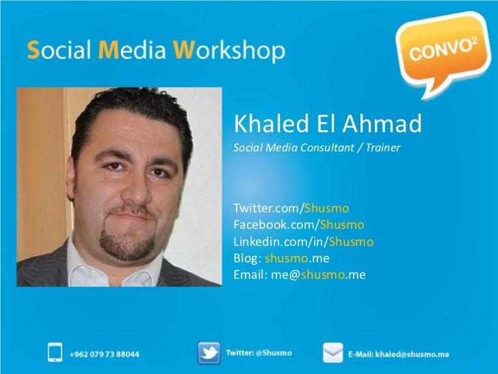 Social Media Keys to Success