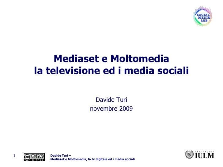 Davide Turi - Moltomedia