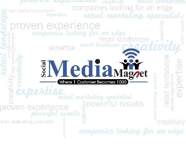 Social Media Magnet WiFi Hot Spot social media growth engine
