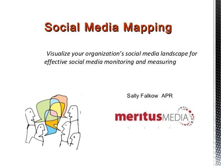Social Media  Mapping: Tools for a Social Audit