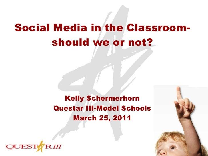 Social Media K Schermerhorn Questar III