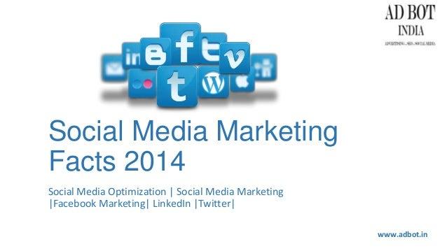 Social Media Facts 2014 Social Media Marketing Facts