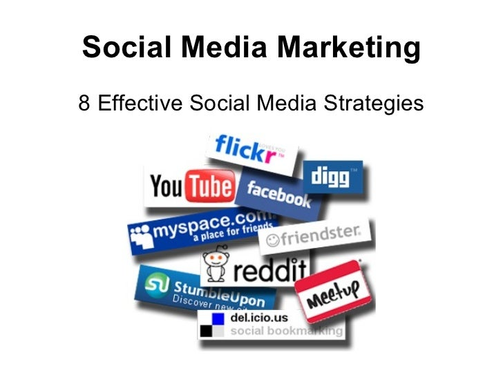 8 Powerful Social media marketing Strategies