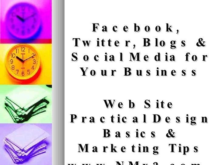 Social Media Marketing Tools Seminar