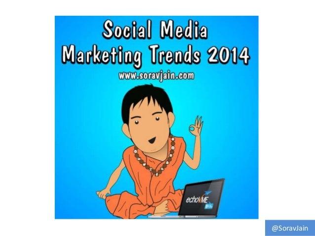 Social Media Marketing Trends 2014 - Journalism / Media Industry / Publishing / Newspaper