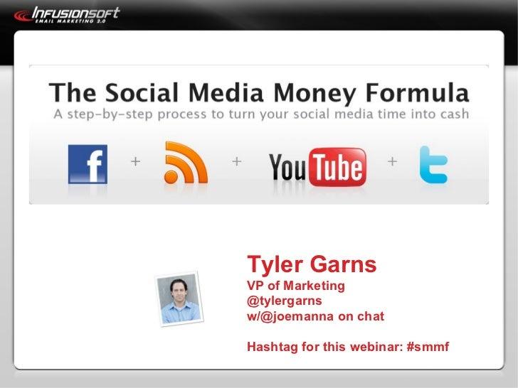 Social Media Money Formula