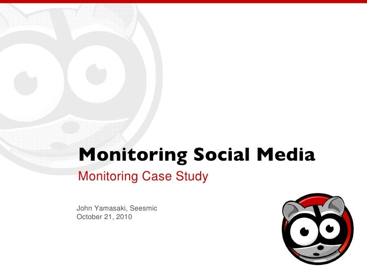 Monitoring Social Media Conference - from Monitoring to Engagement