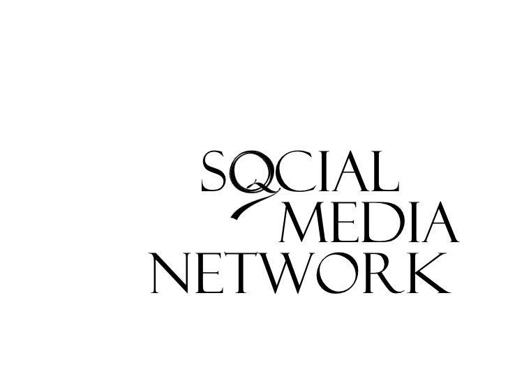 Social Media Network Q7 2010