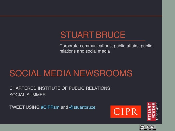 STUART BRUCE                    Corporate communications, public affairs, public                    relations and social m...