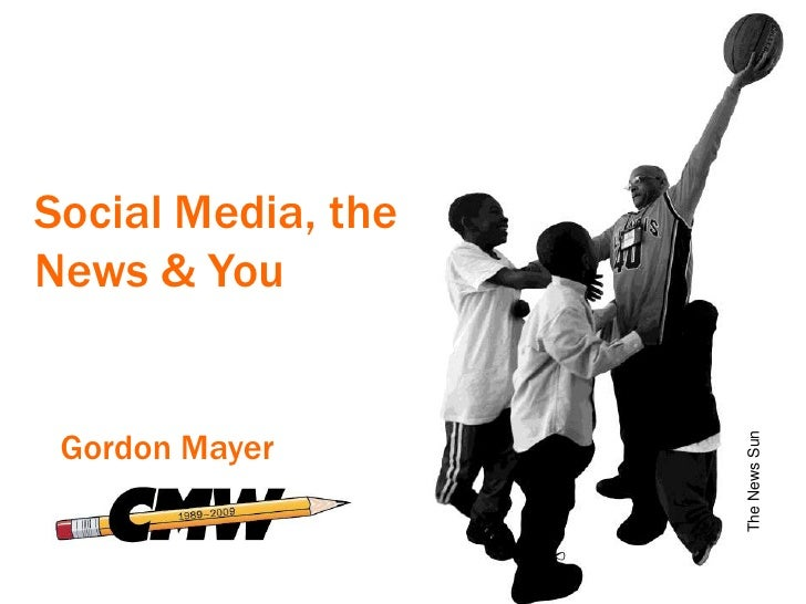 Social Media News and You