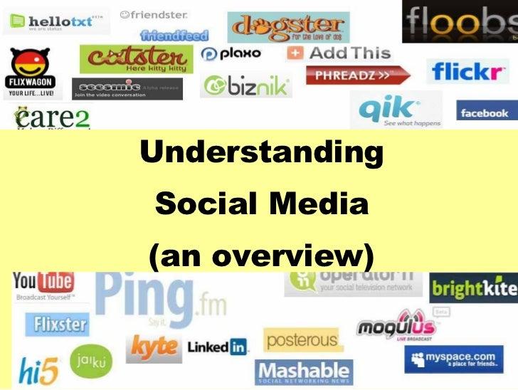 Socialmediaoverview