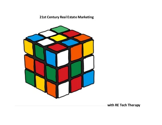 21st Century Real Estate Marketing with RE Tech Therapy