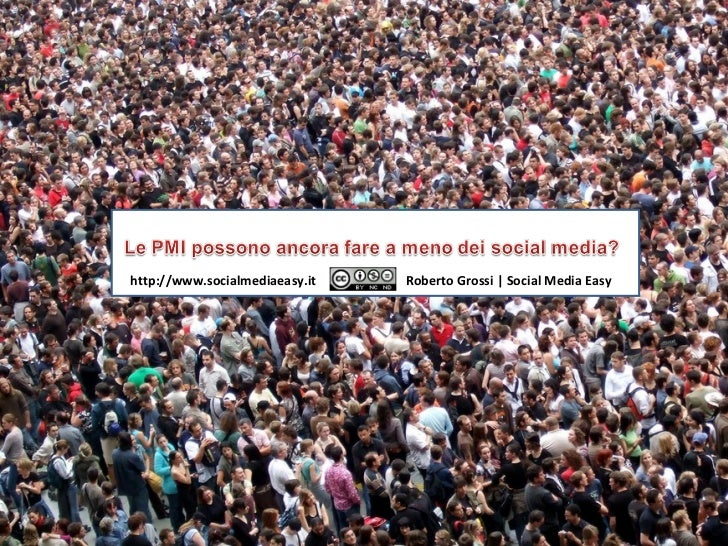 Le PMI possono ancora fare a meno dei social media?
