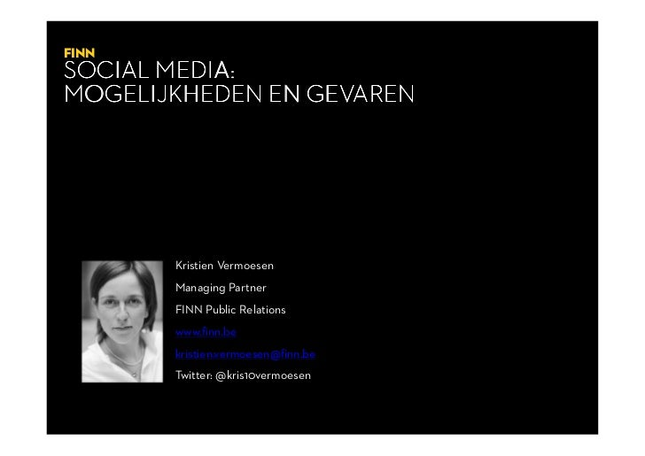 Social media policy confederatie bouw