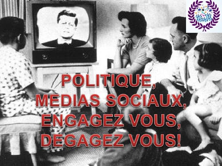 Médias sociaux & politique 2012