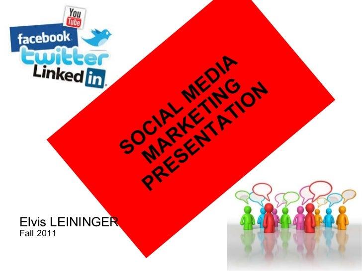 Social media ppt