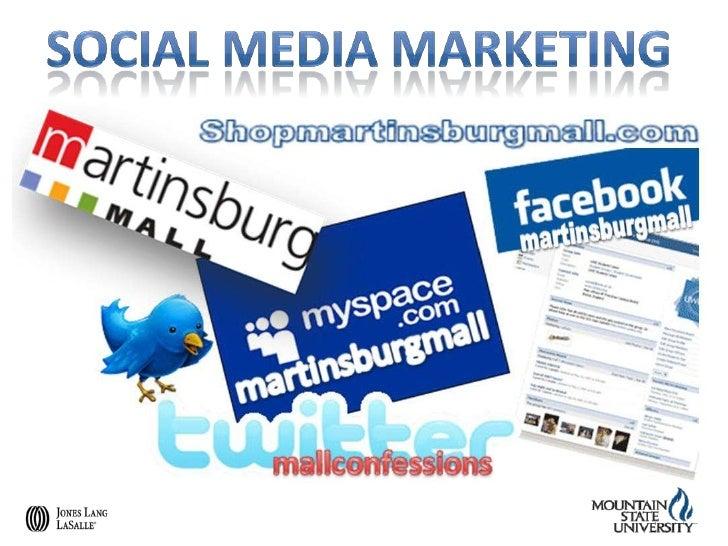 Social Media Marketing<br />