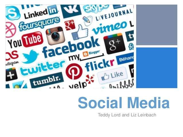 What is social media presentation