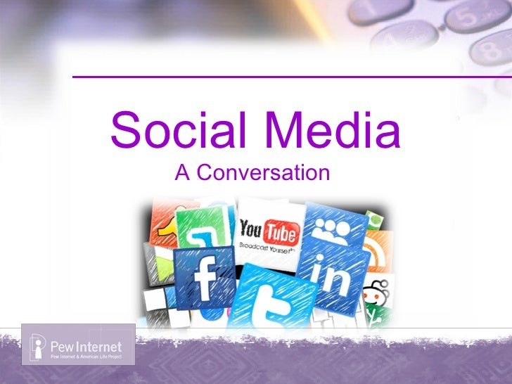 Social Media A Conversation