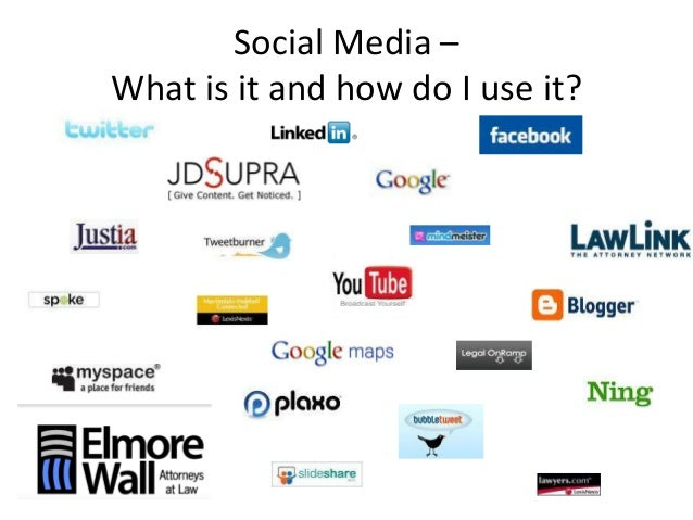Social Media – What is it and how do I use it?
