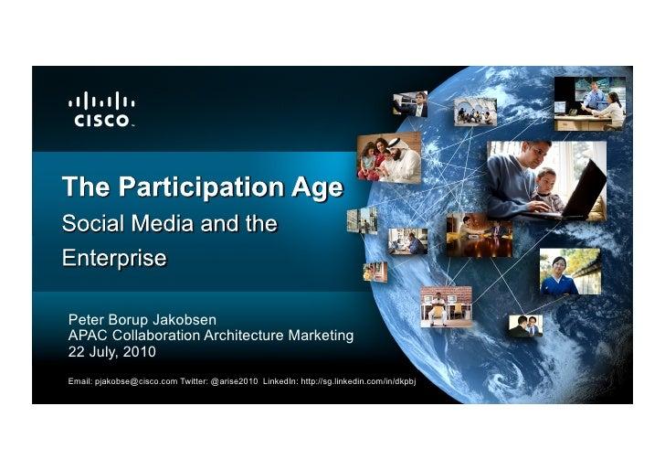 Social Media Presentation (Kl 22072010)V2