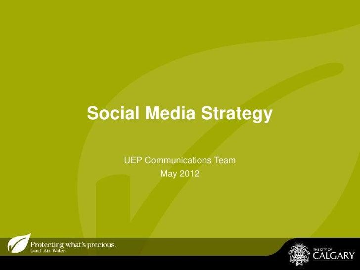 Social media presentation v11