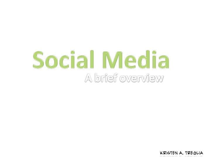 Social Media Pres To ICCS 3/3