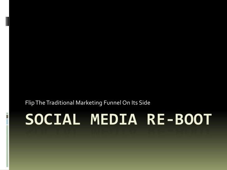 Social Media Re-Boot 2011