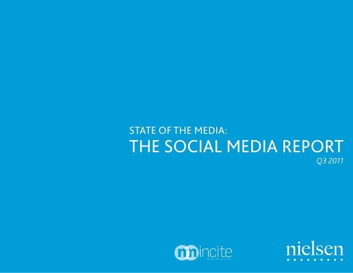 Nielsen Social Media Report - Q3 2011 US