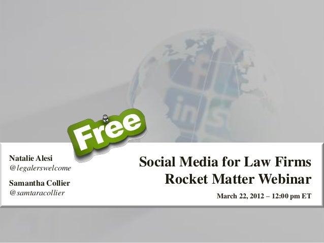Social media rocketmatter