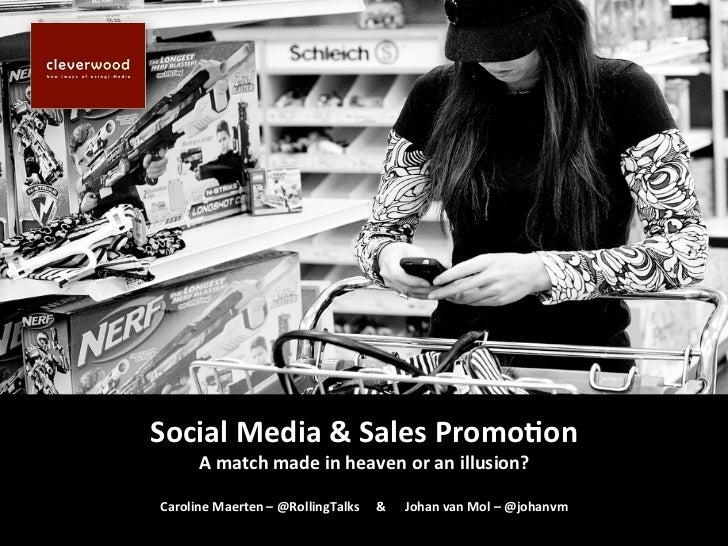 SocialMedia&SalesPromo0on      Amatchmadeinheavenoranillusion?                       CarolineMaerten–@Ro...