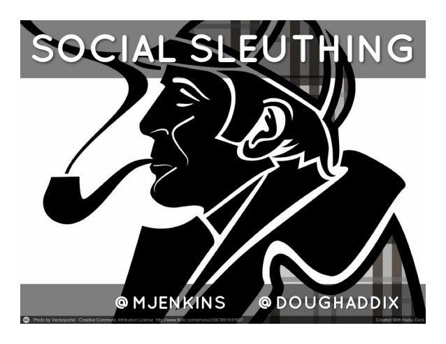 Social media searching