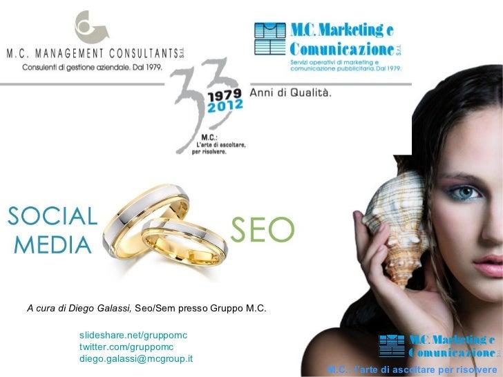 Social media & seo