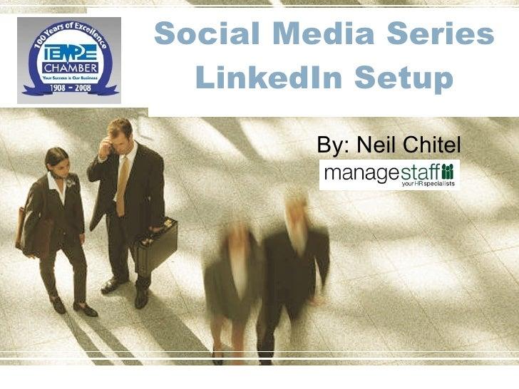 Social Media Series Linked In