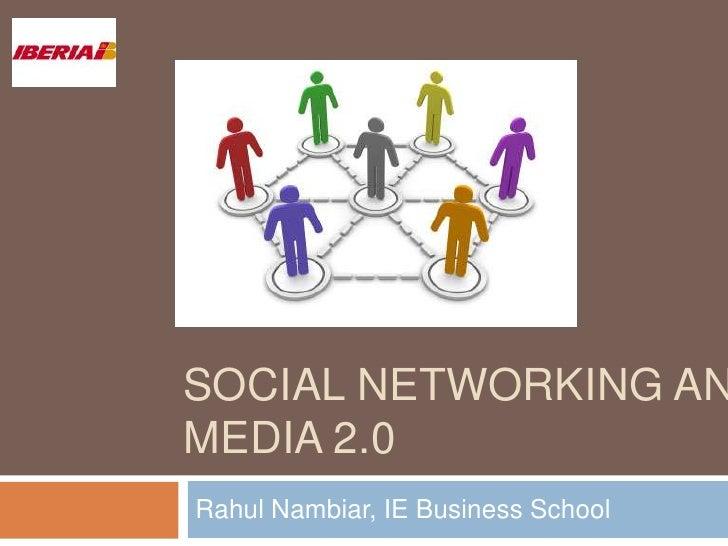 Social Media Session 8 Iberia