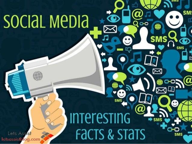 Social media : Interesting Facts & Stats