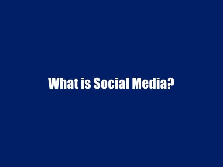 Social Media for Biz