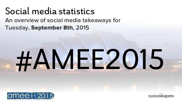 Social media overview 2015