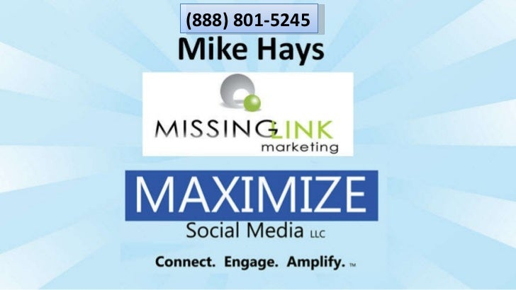 Social Media Strategist Mike Hays