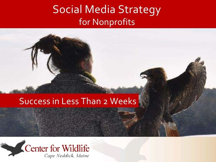 Listen  |  Learn  |  Launch Social Media Strategy  for Nonprofits  Success in Less Than 2 Weeks