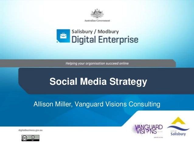 Social media strategies for business v210114