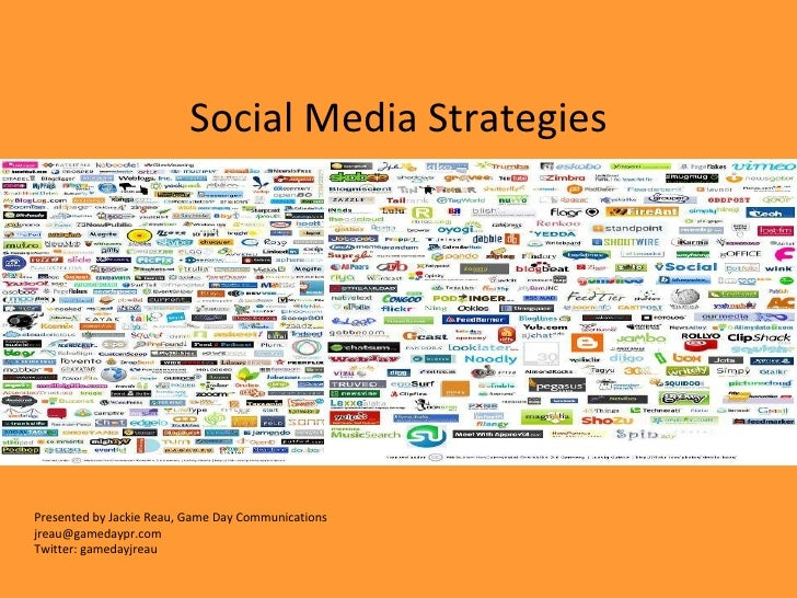 Social Media Strategies, Cincinnati USA Regional Chamber