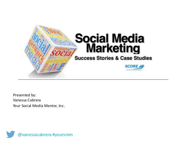 social media marketing successful case studies Home / post / 9 awesome digital marketing case studies in b2b and build a successful social media strategy from there 8 at&t makes 47 million from a blog.