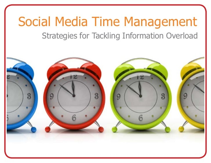 Ebook: Social Media Time Management