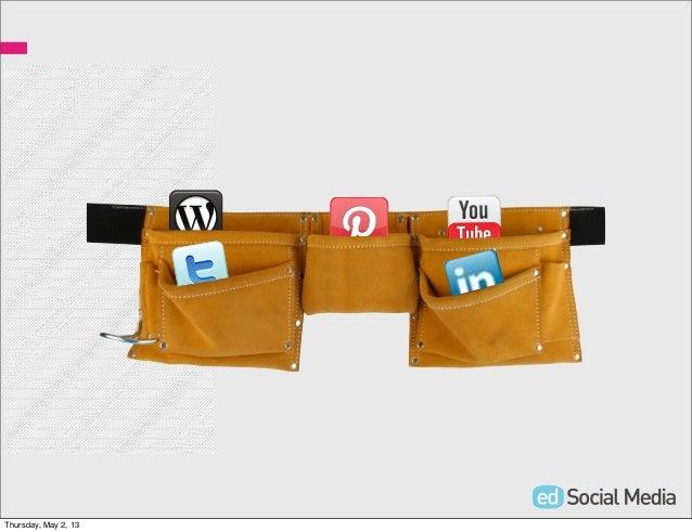 Social mediatoolbelt msr