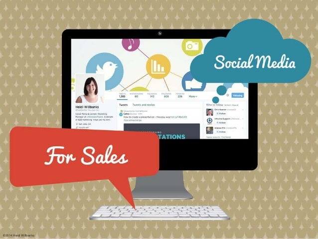 How Sales Reps Can Leverage Social Media