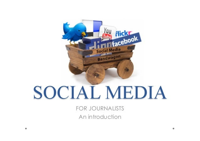 Walkey's Social media for journalists training may 2013