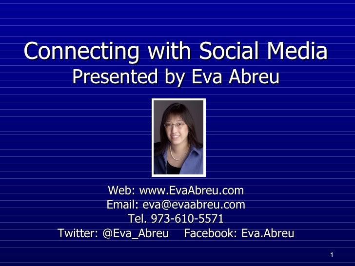 Transmedia and Social Media Excerpt